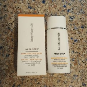 BareMinerals Prep Step daily lotion